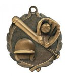 Wreath Softball Medal Baseball Trophy Awards