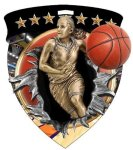 Basketball (Female) Medal Basketball Trophy Awards
