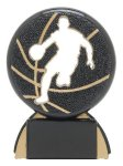 Shadow Sport Male Basketball Basketball Trophy Awards