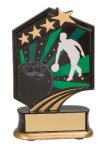 Bowling Resin Trophy Bowling Trophy Awards