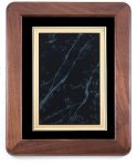 Walnut Frame Corporate Plaque Employee Awards