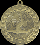 Illusion Gymnastic Male and Female Medals Illusion Medal Awards