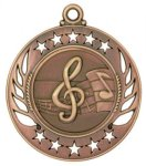 LPM Music Galaxy Medal Let's Play Music Awards
