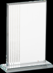 Contour Glass Rectangle Award Sales Awards