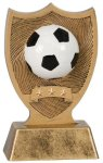 Plastic Sport Shield Soccer Award Soccer Trophy Awards