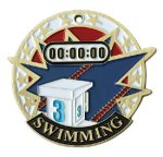 USA Sport Swimming Medals Swimming Trophy Awards