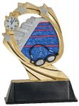 Swimming Cosmic Resin Trophy Swimming Trophy Awards