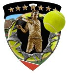 Tennis (Male) Medal Tennis Trophy Awards