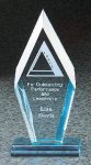 Arrowhead Acrylic Award Traditional Acrylic Awards