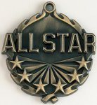 Wreath All Star Medal Wreath Medal Awards
