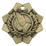 Imperial Religion Medals Wreath Medal Awards